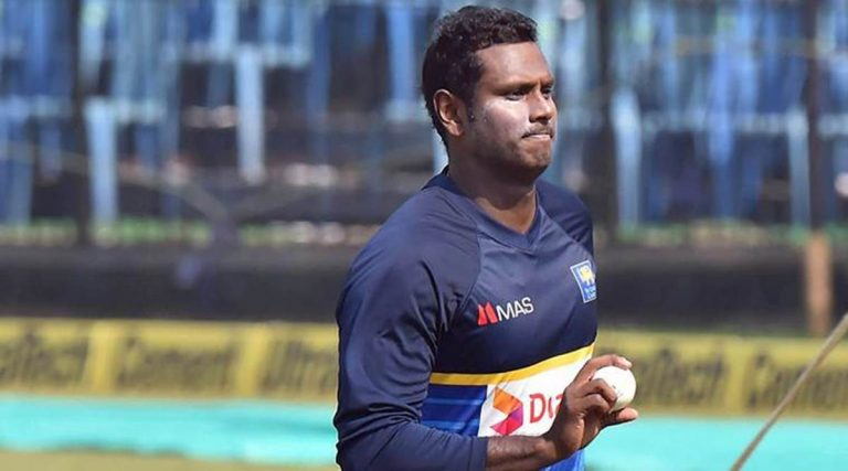 Angelo Mathews opts out of India series as players sign tour contracts