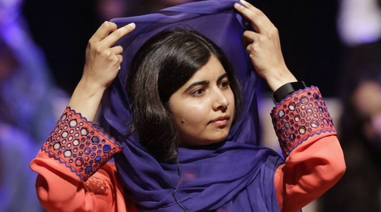 Malala pleads with world to protect Afghan girls' education
