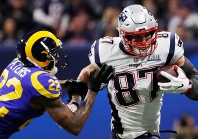 'Nine surgeries, 20 concussions': Rob Gronkowski reflects on toll of NFL career