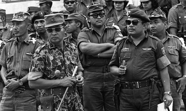 Slaughter in Indonesia: Britain's secret propaganda war