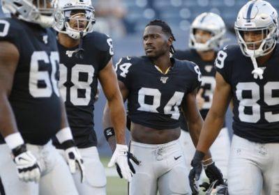 NFL star Antonio Brown accused of raping former trainer in lawsuit